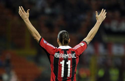 Z. Ibrahimovic (AC Milan - Atalanta)