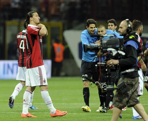 Z. Ibrahimovic (Inter - AC Milan)
