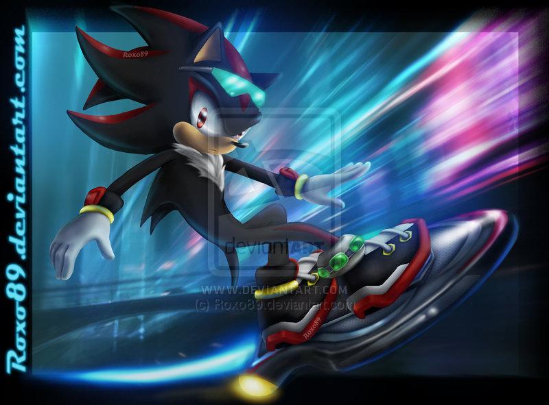 Zero Gravity Sonic The Hedgehog Fan Art 30734951 Fanpop