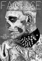 Zombie Boy for Factice Magazine 2012 - rick-genest photo