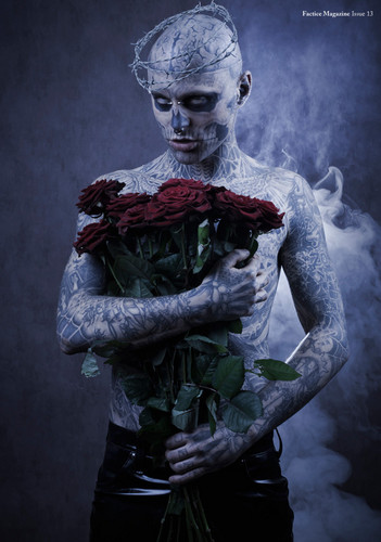 Zombie Boy for Factice Magazine 2012