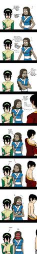 Zutara comic