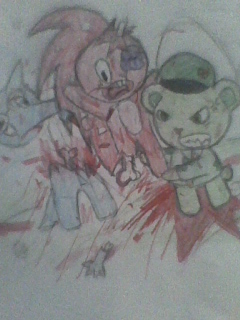 an old drawing i did