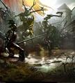 Rhaegar Targaryen & Robert Baratheon