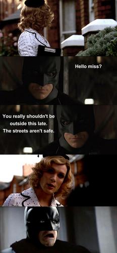 蝙蝠侠 & ms. kitten