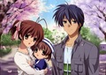 clannad and clannad after story - lubasakura photo