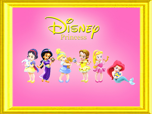 cute baby princesses