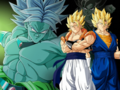 dragon ball z - dragon-ball-z fan art