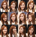 jessica @ coming step fansign event