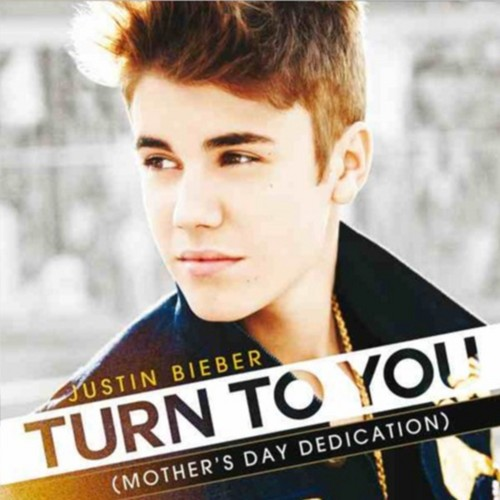 "justin bieber""Turn To You""!, 2012"