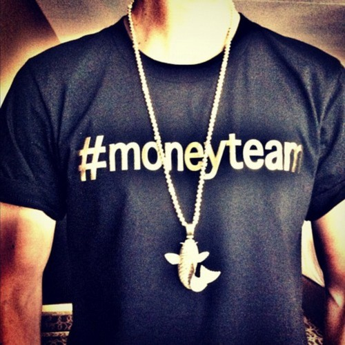 "justin bieber, instagram, 2012, ""#MoneyTeam"