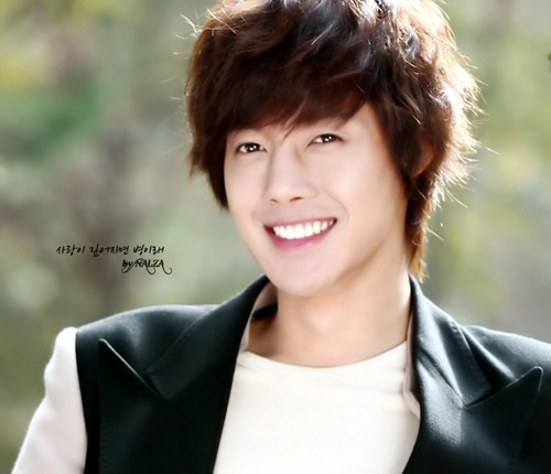 kim hyun joong is handsome
