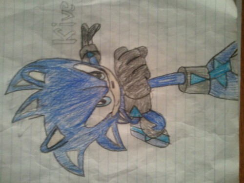 kives - sonic-fan-characters