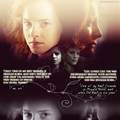 lily vs hermione - lily-evans fan art