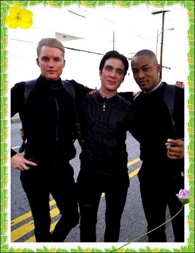 nice trio !