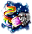 nyan cat - nyan-cat photo
