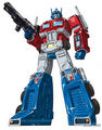 optimus prime - transformers photo