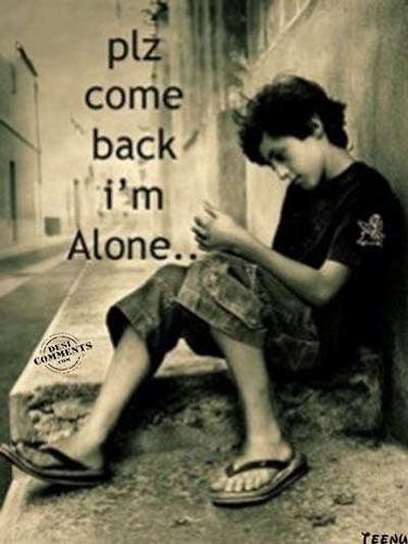 plz come back