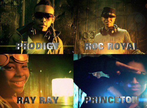 prodigy,rayray,princeton,and roc royal