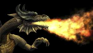 बिना सोचे समझे ड्रॅगन्स