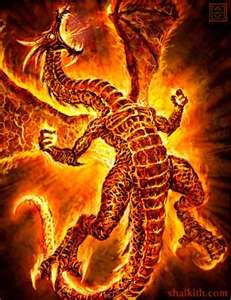 random dragons