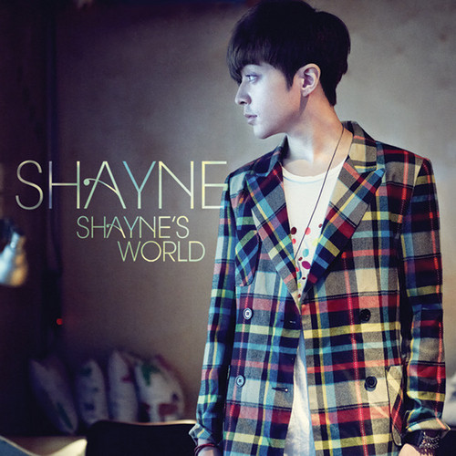 shayne as a k-pop musician