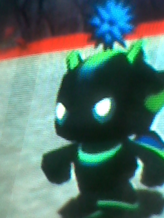 starlight chao close up