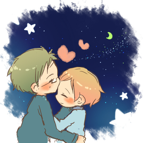 sufin - hetalia-couples Photo