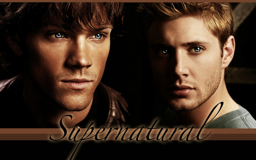 supernatural - himharry Wallpaper