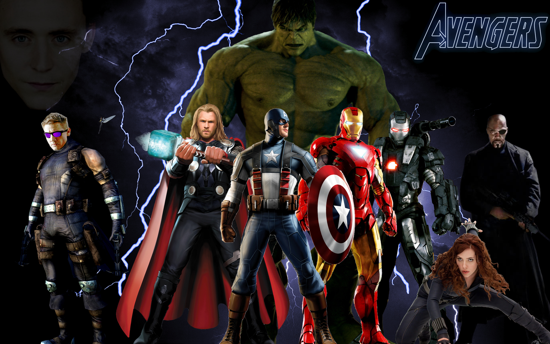 The Avengers Wallpaper (30713187)