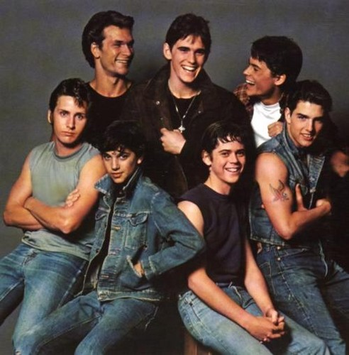 the outsiders. . Wallpaper and background images in the The Outsiders ...