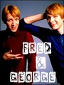 the weasly twins photo shoot - fred-and-george-weasley fan art