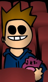 Tom (eddsworld) wallpaper possibly containing anime entitled tom