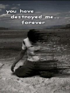 u destroyed me