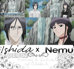 uryu and nemu - ishinemu Photo