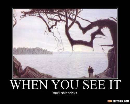 when you see it - lol Photo