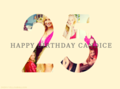 ♡ ✓ 25 years of flawlessness. {Happy Birthday C} - candice-accola fan art