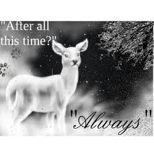 "Severus Snape wallpaper entitled ""After all this time?"" ""Always"""
