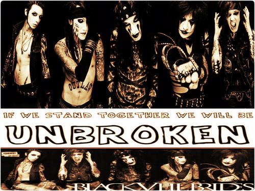 Heavy Metal Hintergrund entitled ★Black Veil Brides☆