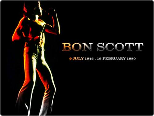 ☆ Bon Scott ☆