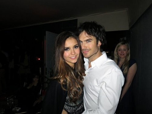 @ CW Upfronts - After Party