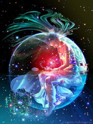 Dreams or Nightmares wallpaper called ><><Drifting Spirit><><