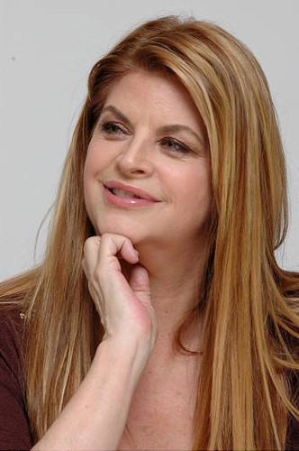 """Fat Actress"" Press Conference 2005 - kirstie-alley Photo"