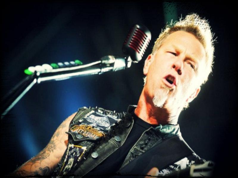 ★James Hetfield☆