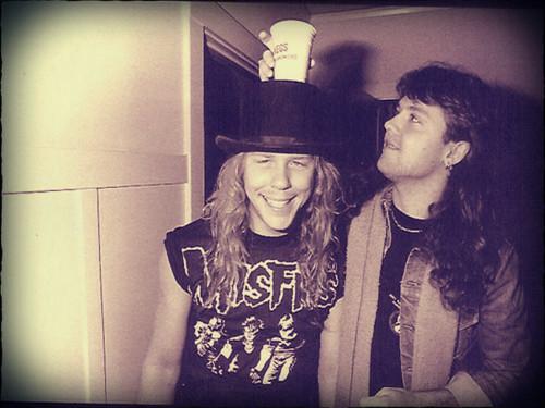 ★ James & Lars ☆