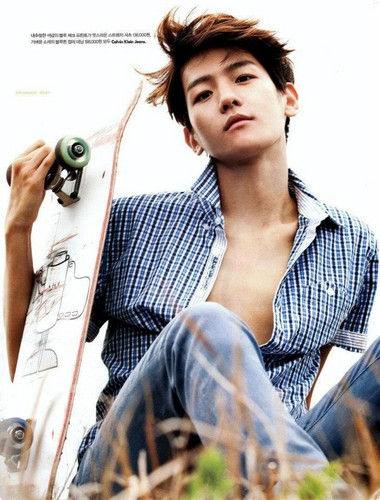 Kai,Sehun&Baekhyun for Vogue Girl Magazine