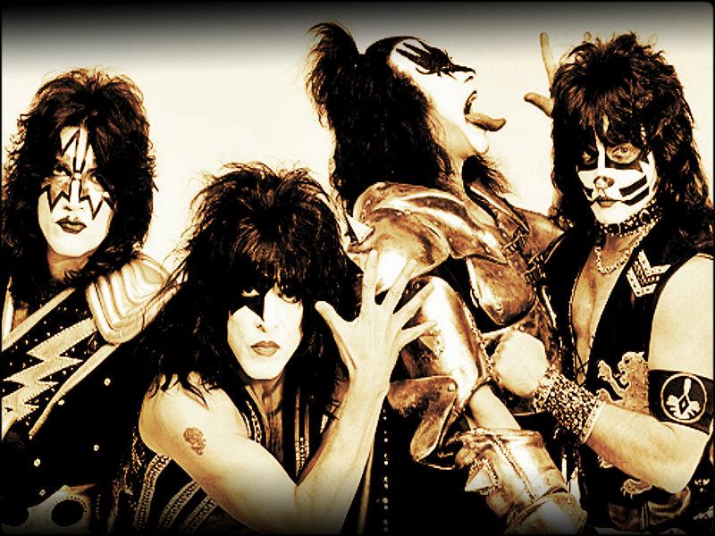 Rakshasa's World of Rock N' Roll ★ Kiss ☆