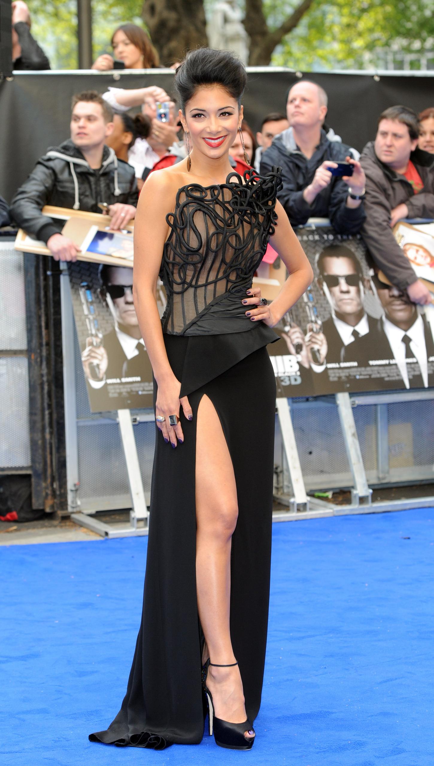 """Men in Black 3″ Premiere In London [16 May 2012]"