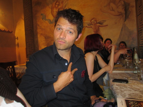 Misha Collins images ~Misha!~ wallpaper and background photos