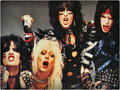 ★ Motley Crue ☆ - heavy-metal wallpaper